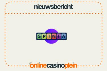 Frits wint €6540 bij Spinia