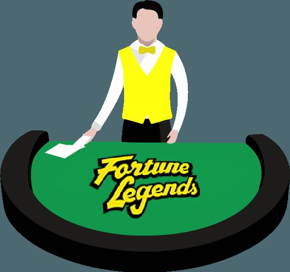 Fortune Legends Blackjack